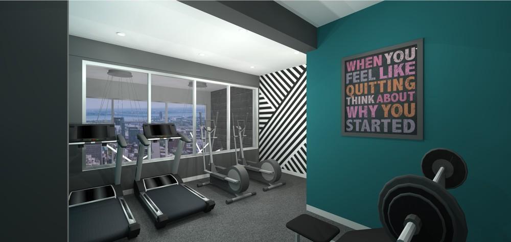 Hutchison gym