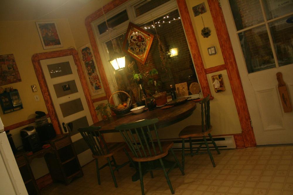 Kitchen 1 light