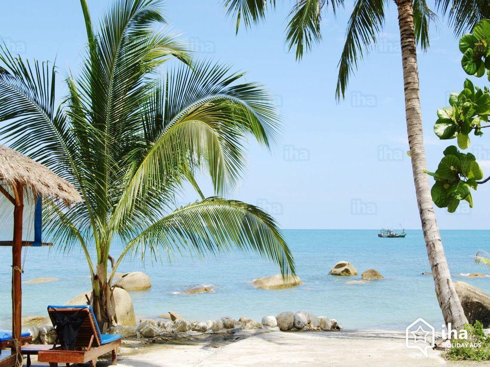 Golfe de thailande silver beach a koh samui