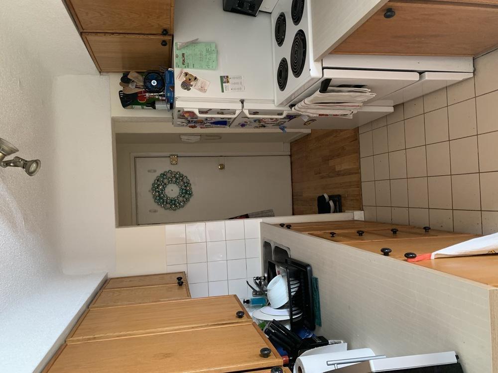 Meg apartment