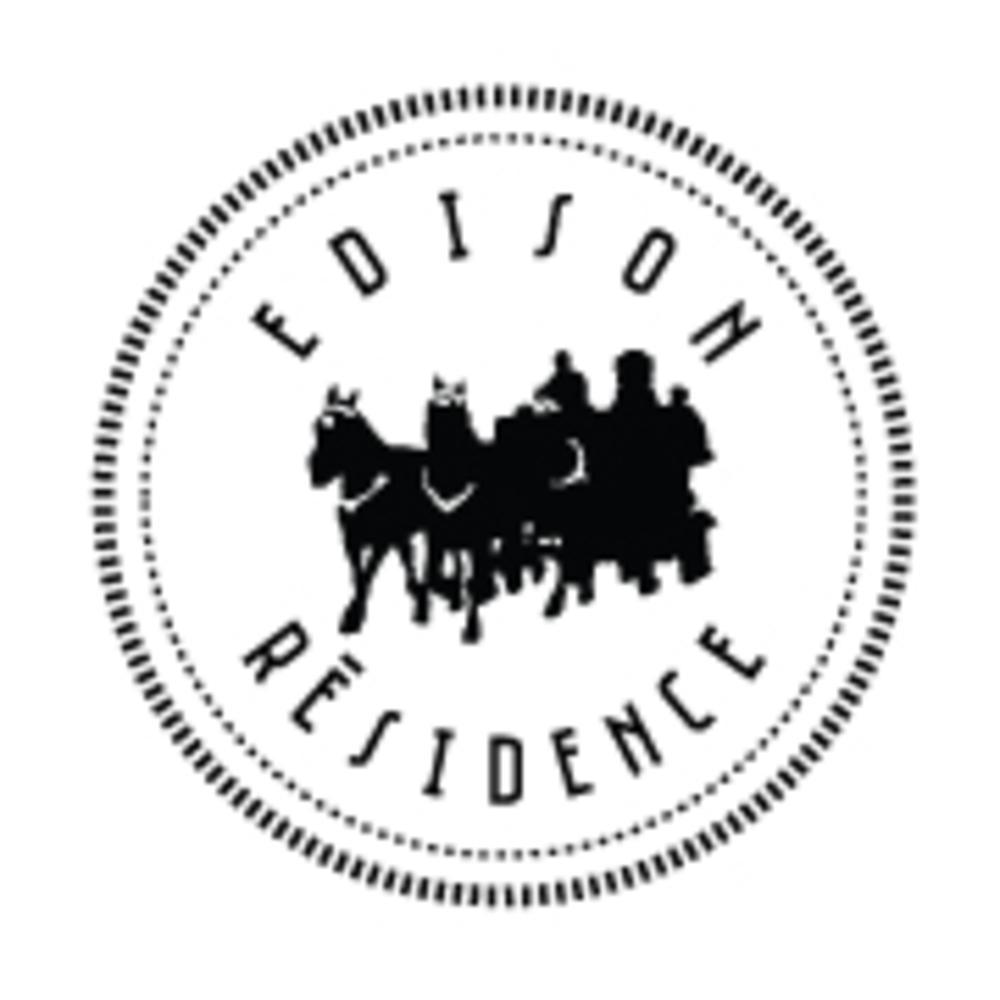 Edison residence logo final