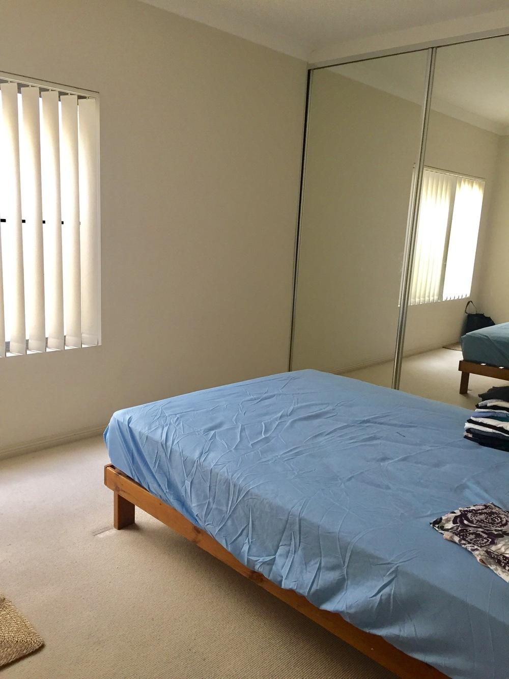 Double private room